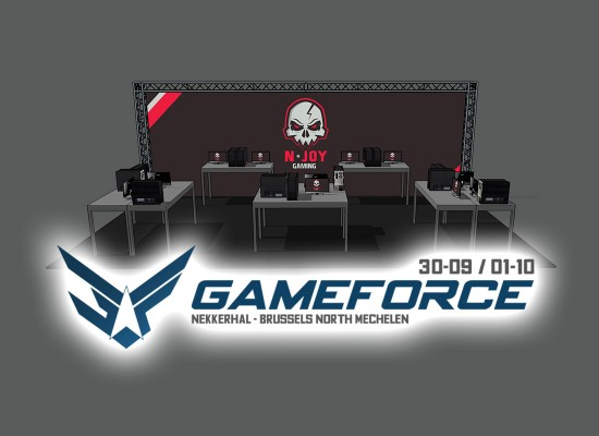 Come and visit us on gameforce